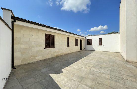 Villa indipendente di nuova costruzione in vendita a Martano