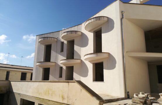 Bilocale con terrazzo in vendita a Martano