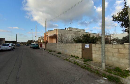 Terreno edificabile 344 mq calimera in vendita