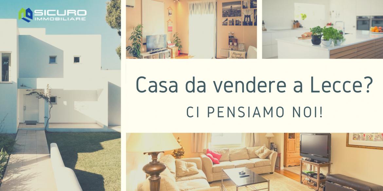 vendita di una casa a Lecce