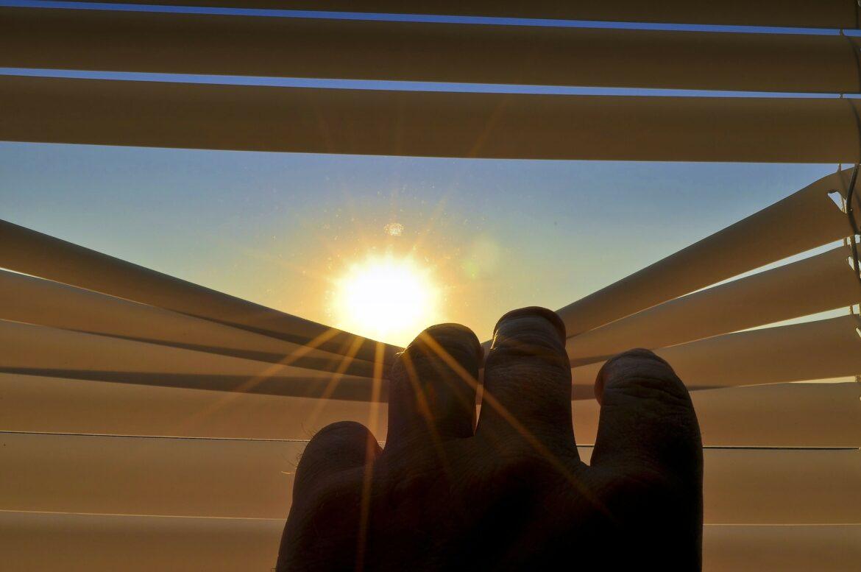 installazione delle tende da sole