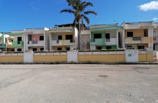 Casa al piano terra in vendita in centro a Torre dell'Orso