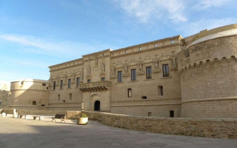 castello de' monti corigliano d'Otranto Salento