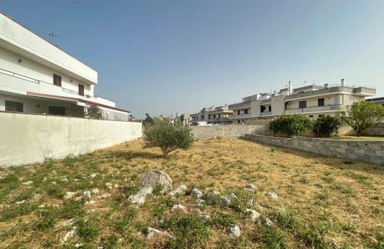 Terreno edificabile di 424 mq circa in vendita a Martano