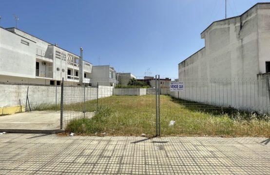 Terreno edificabile di 448 mq circa in vendita a Martano
